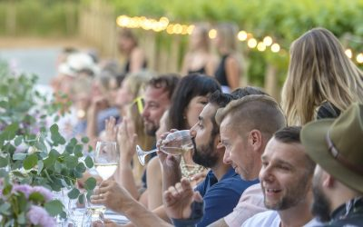 JRG Long Table Dining Experience at Glass House Estates Winery